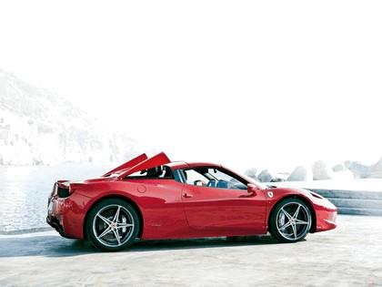 2011 Ferrari 458 Italia spider 47