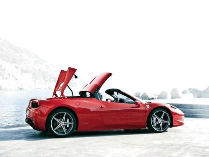 2011 Ferrari 458 Italia spider 50