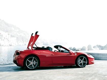 2011 Ferrari 458 Italia spider 52