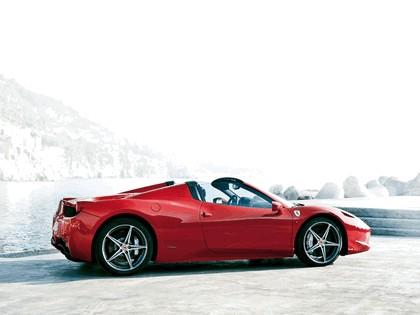 2011 Ferrari 458 Italia spider 53