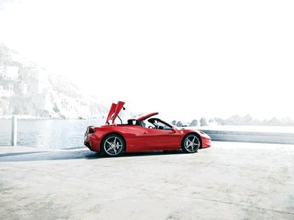 2011 Ferrari 458 Italia spider 56