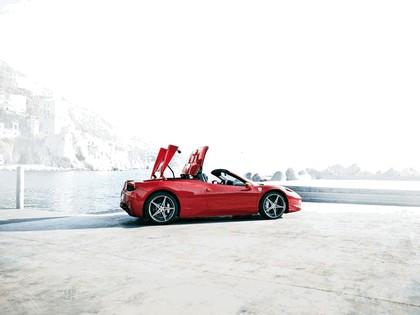 2011 Ferrari 458 Italia spider 57