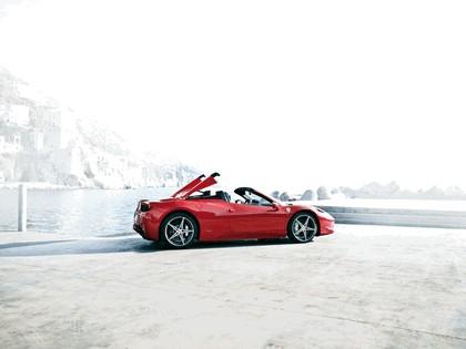 2011 Ferrari 458 Italia spider 60