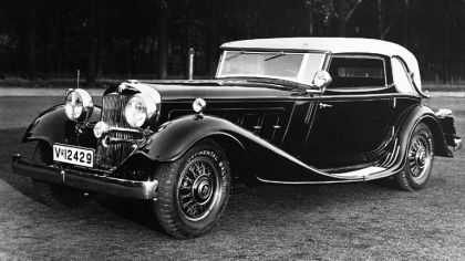 1932 Horch 670 sport cabriolet 9
