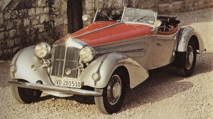 1937 Horch 850 roadster 5