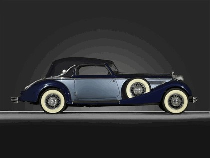 1937 Horch 853 A sport cabriolet 2