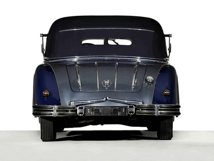 1937 Horch 853 A sport cabriolet 5