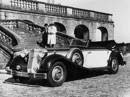 1937 Horch 853 A sport cabriolet 8
