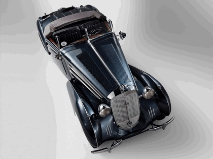 1938 Horch 853 special roadster 1