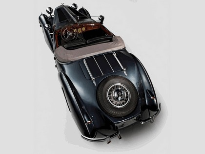 1938 Horch 853 special roadster 2