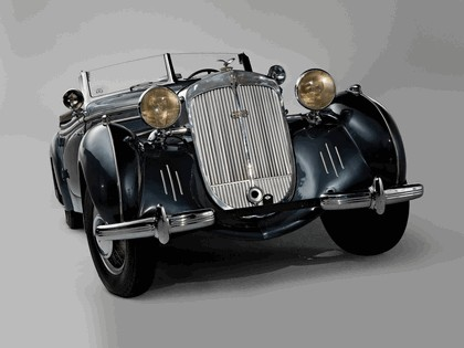 1938 Horch 853 special roadster 4
