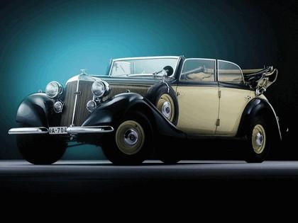 1939 Horch 830 BL cabriolet 1