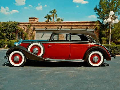 1939 Horch 830 BL cabriolet 2