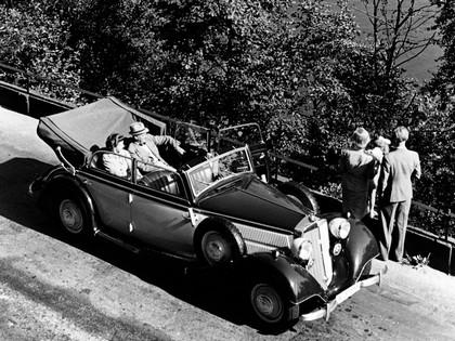 1939 Horch 830 BL cabriolet 3