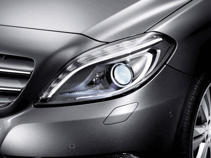 2011 Mercedes-Benz B-klasse 92