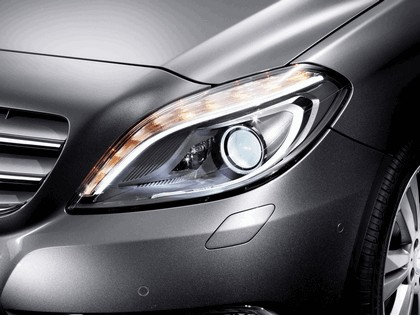 2011 Mercedes-Benz B-klasse 93