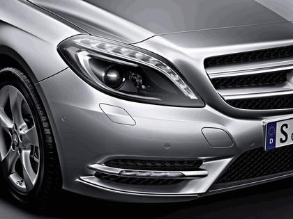 2011 Mercedes-Benz B-klasse 94