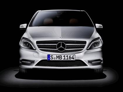 2011 Mercedes-Benz B-klasse 106