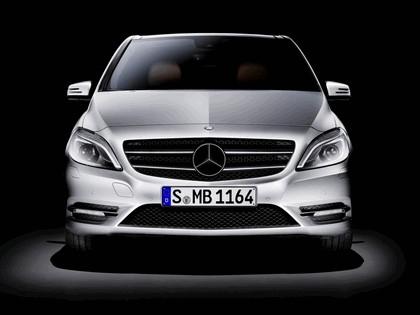 2011 Mercedes-Benz B-klasse 107