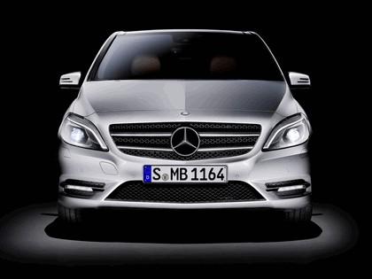 2011 Mercedes-Benz B-klasse 108