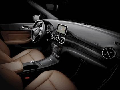 2011 Mercedes-Benz B-klasse 115