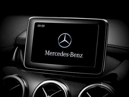 2011 Mercedes-Benz B-klasse 121