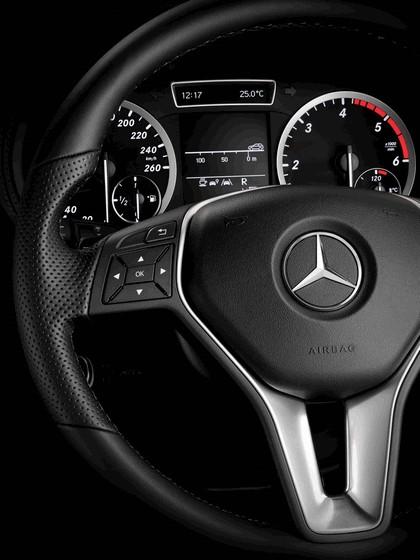 2011 Mercedes-Benz B-klasse 123