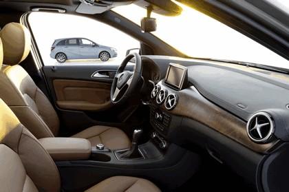 2011 Mercedes-Benz B-klasse 125