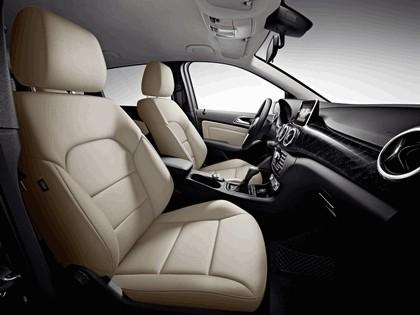 2011 Mercedes-Benz B-klasse 126