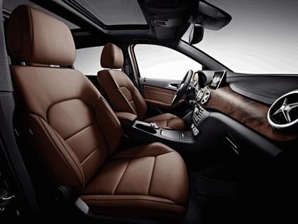 2011 Mercedes-Benz B-klasse 127