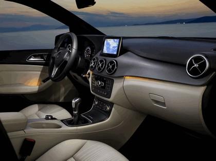 2011 Mercedes-Benz B-klasse 128