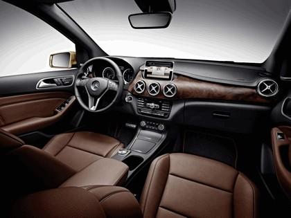 2011 Mercedes-Benz B-klasse 129