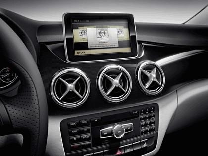 2011 Mercedes-Benz B-klasse 134