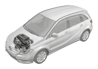 2011 Mercedes-Benz B-klasse 157