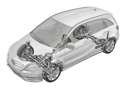2011 Mercedes-Benz B-klasse 159