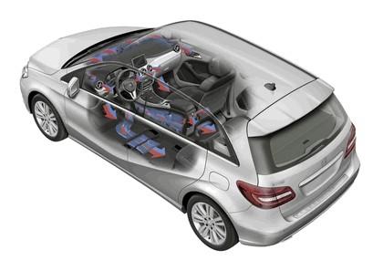 2011 Mercedes-Benz B-klasse 163