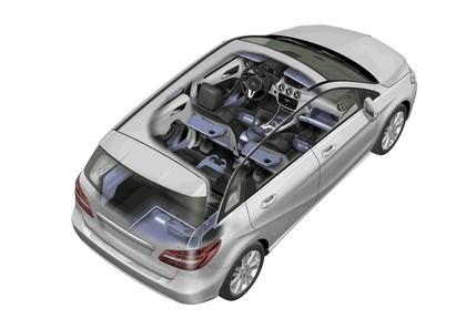 2011 Mercedes-Benz B-klasse 164