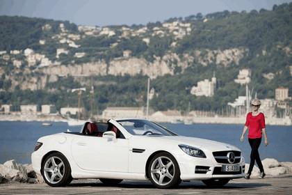 2011 Mercedes-Benz SLK 250 CDI 1