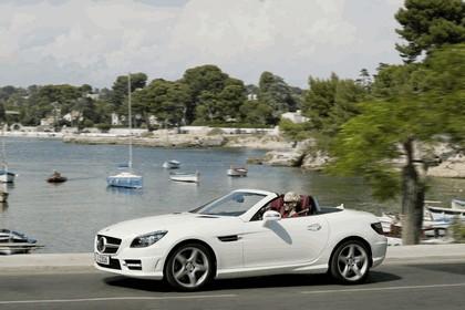2011 Mercedes-Benz SLK 250 CDI 2