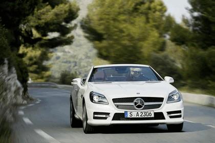 2011 Mercedes-Benz SLK 250 CDI 3