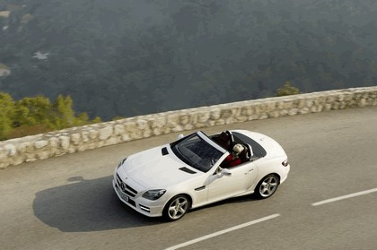 2011 Mercedes-Benz SLK 250 CDI 4