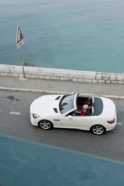 2011 Mercedes-Benz SLK 250 CDI 6