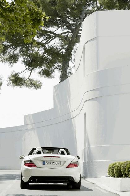 2011 Mercedes-Benz SLK 250 CDI 8