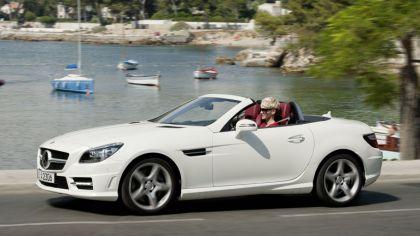 2011 Mercedes-Benz SLK 250 CDI 9