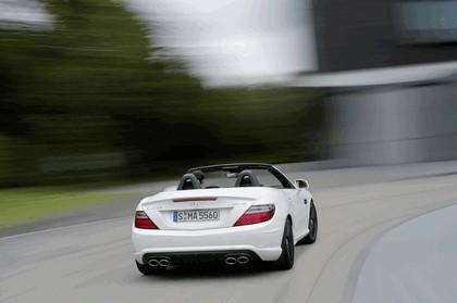 2011 Mercedes-Benz SLK 55 AMG 11