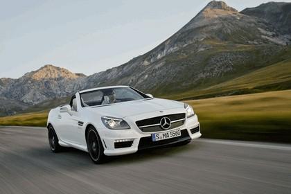 2011 Mercedes-Benz SLK 55 AMG 20