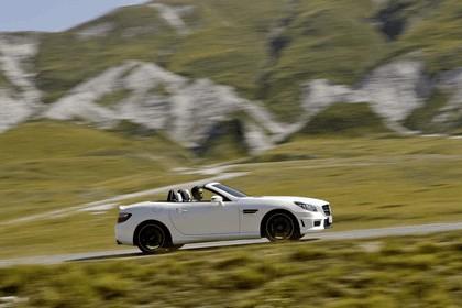 2011 Mercedes-Benz SLK 55 AMG 24
