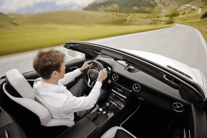 2011 Mercedes-Benz SLK 55 AMG 27
