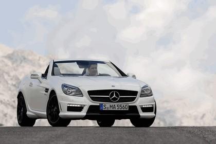 2011 Mercedes-Benz SLK 55 AMG 28