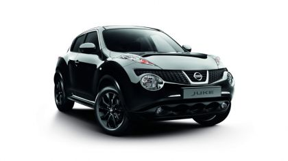 2011 Nissan Juke Kuro Black Limited Edition 5